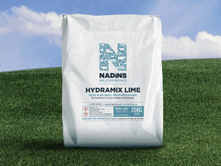 Customers find Nadins Hydramix much more pleasand to use than conventional cubicle bedding lime whilst getting as good or better mastitis control