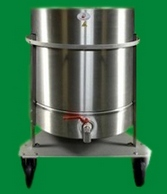 An automatic calf milk mixer can dramatically reduce the cost of rearing calves
