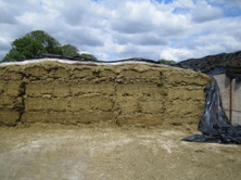 Good Silage forms the basis of any high yielding cows diet - always treat with an effective silage additive