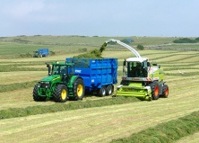 Cut silage at optimum feed value and always use an effective silage additive to maximise silage feed value