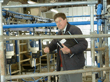 Developing a long term working relationship with an experienced dairy nutrition advisor really can benefit your business